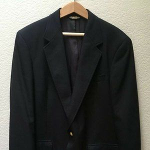 Brooks Brothers Jacket Sport Coat Wool 2 Button